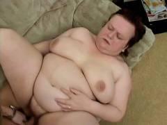 Miranda Takes a Cock Balls Deep