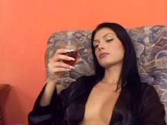 Dildo Rammed Lesbian Lovers