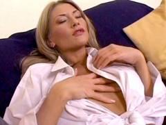 Lesbian Tit Tease
