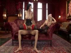 The Upper Floor: Alpha Pederasty Slave Teaches Her Bitch To Service Hard Peter