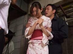 Natsume Inagawa kidnapped and stuffed a lot