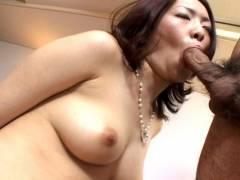 Horny hairy cunt Japanese stuffed hard!